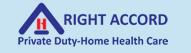 RIGHT ACCORD Private Duty-Home Health Care Jobs