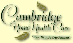 Cambridge Home Health Jobs