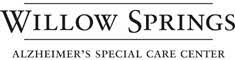 Willow Springs Alzheimer's Special Care Center Jobs