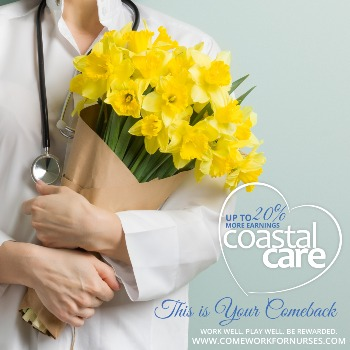 Coastal Care Nursing Jobs