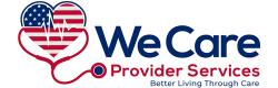 We Care Provider Services