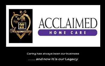 Acclaimed Home Care - Southfield & Flint, MI