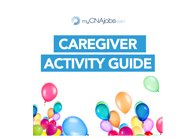 Caregiver Activity Guide